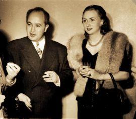 M. et Mme Joukhadar, les parents de Suleiman Joukhadar.