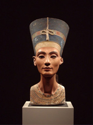 Buste de la Reine Néfertiti