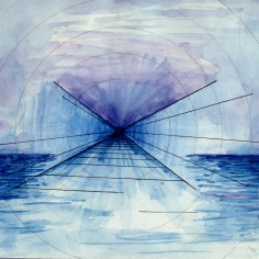 Tunnel vers l'infini